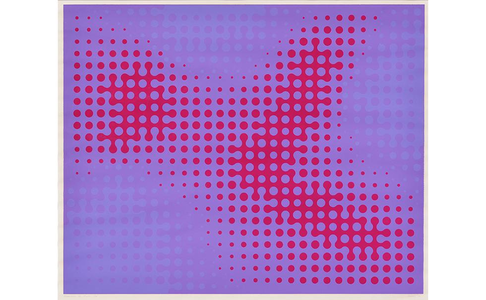 Modulation III, Purple