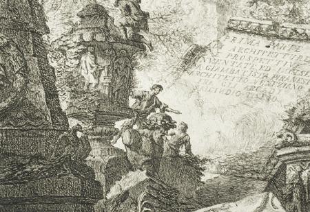 piranesi (detail)